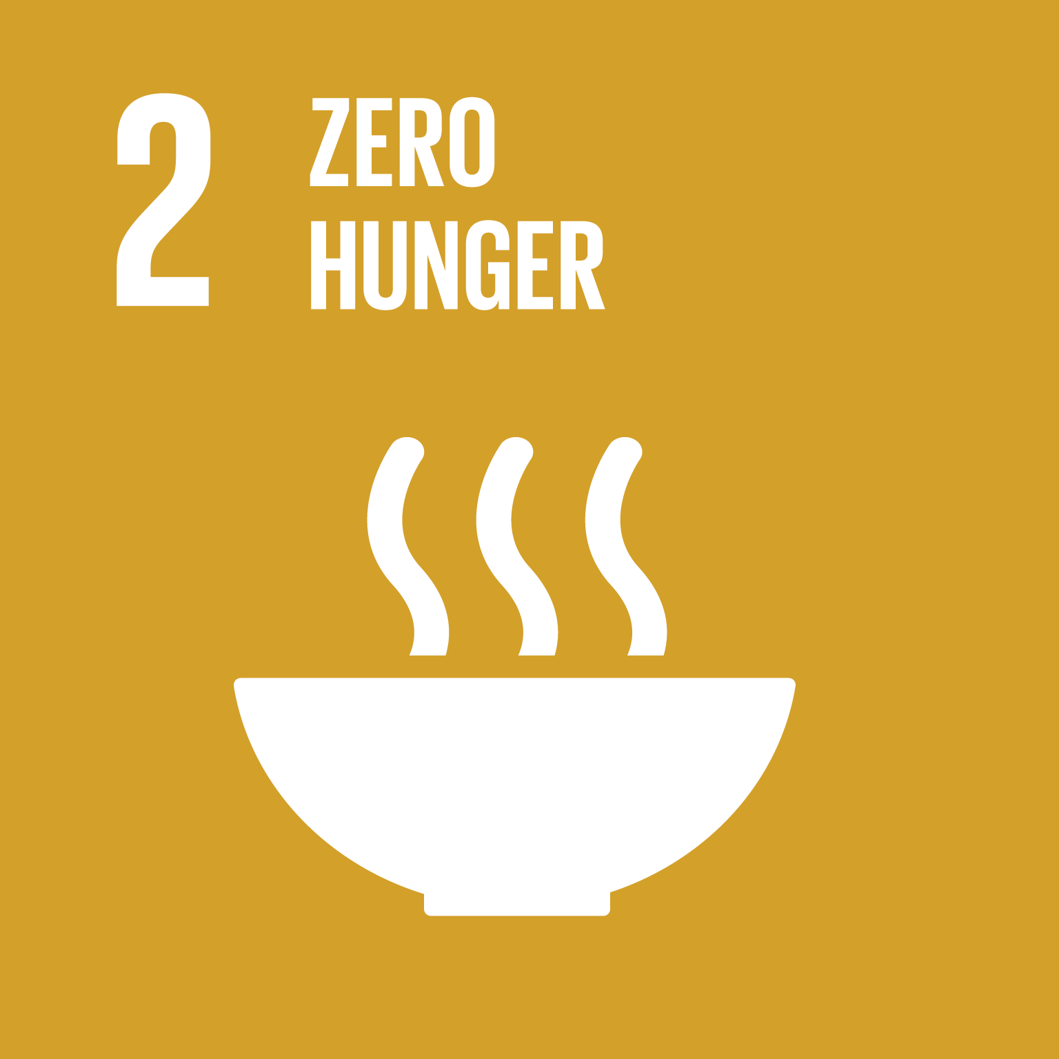 Zero Hunger - End hunger, achieve food security and improved nutrition and promote sustainable agriculture